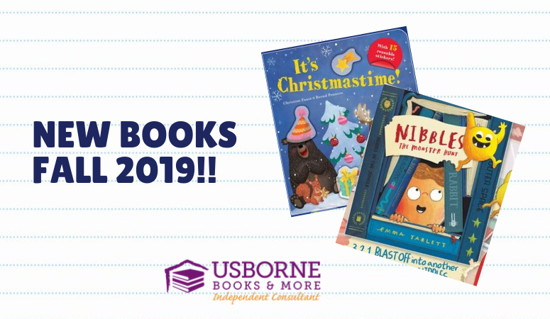 New Fall Books 2019 Usborne Books and More
