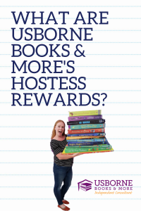 What are Usborne Host Rewards