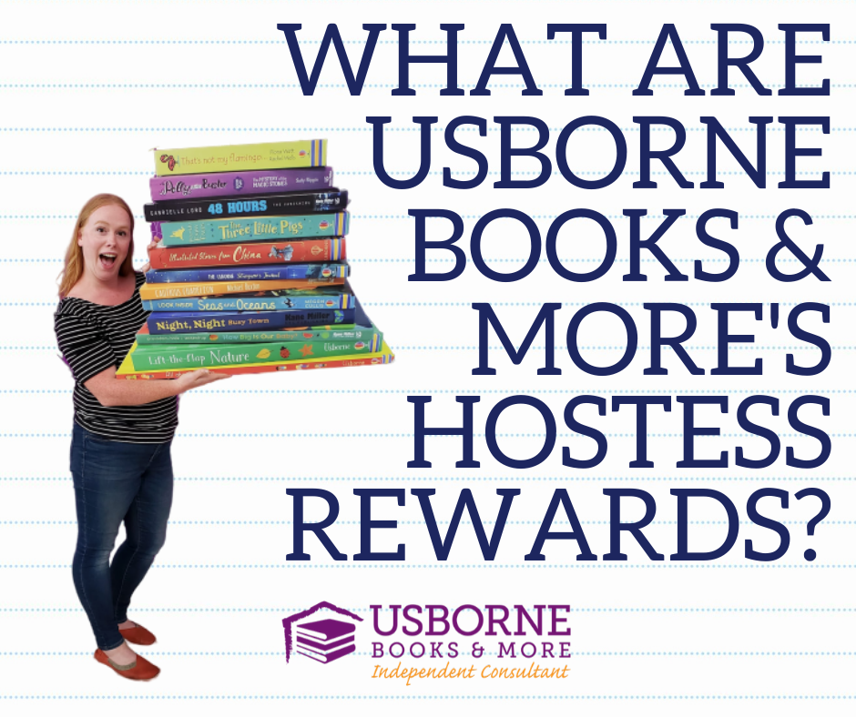 Usborne Host Rewards