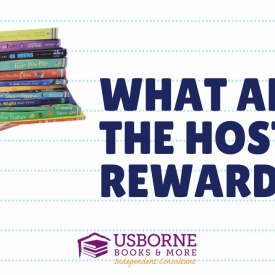 Usborne Books Rewards