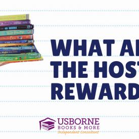 Usborne Books Rewards
