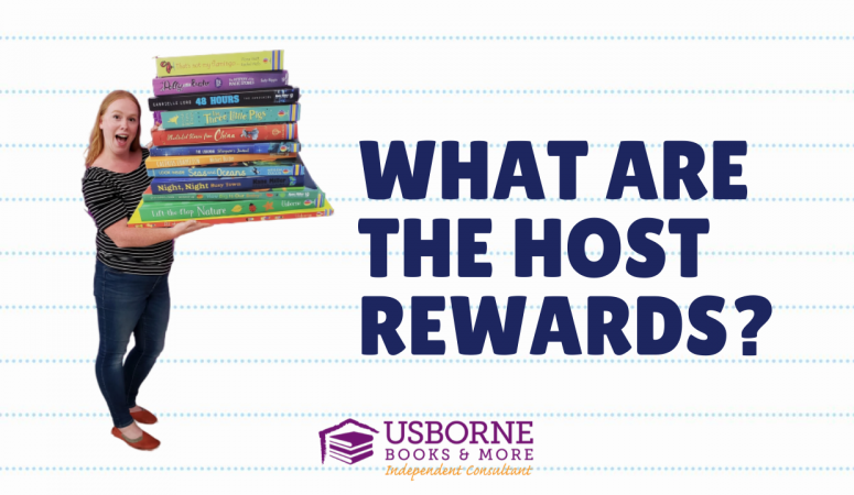 Host an Usborne Books & More Party!