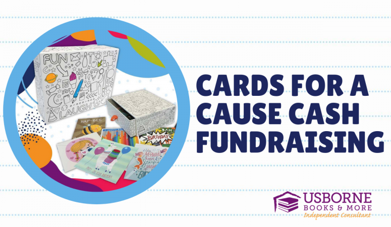 Cards for a Cause Fundraising with Usborne Books & More