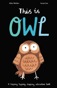 This is Owl from Usborne Books & More