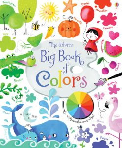 Big Book of Colors from Usborne Books & More