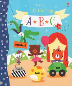 Lift the Flap ABC from Usborne Books & More