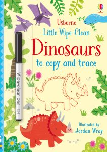 Wipe Clean Dinosaurs from Usborne Books & More