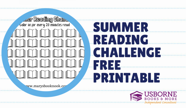 Summer Reading Free Printable!