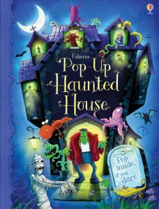 Pop up Haunted House Usborne Books & More Books for Halloween