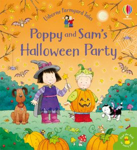 Poppy and Sam's Halloween Party Books for Halloween from Usborne Books & More