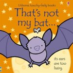 That's not my bat books for halloween from Usborne Books & More