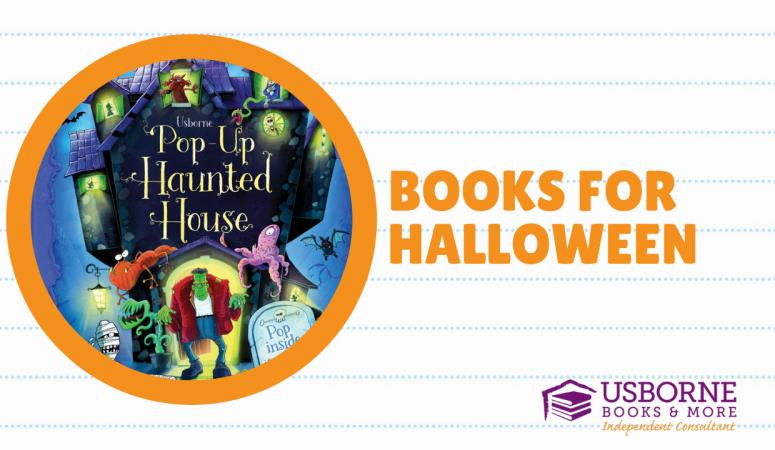 Books for Halloween Fun