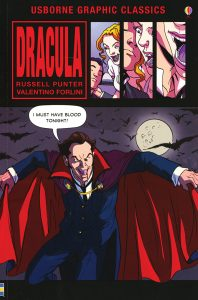 Dracula Books for Halloween from Usborne Books & More