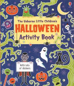 Little Children's Halloween Activity Book Books for Halloween from Usborne Books & More