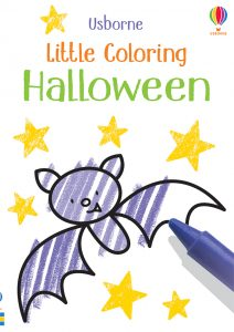 Little Coloring Halloween Books for Halloween from Usborne Books & More