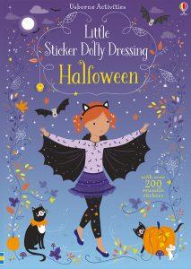Little Sticker Dolly Dressing Halloween Books for Halloween from Usborne Books & More