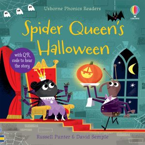 Spider Queen's Halloween Books for Halloween from Usborne Books & More