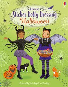 Sticker Dolly Dressing Halloween Books for Halloween from Usborne Books & More