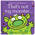 That's not my monster books for halloween from usborne books & more