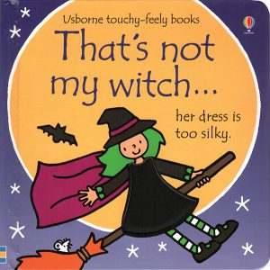 That's Not My Witch Books for Halloween from Usborne Books & More